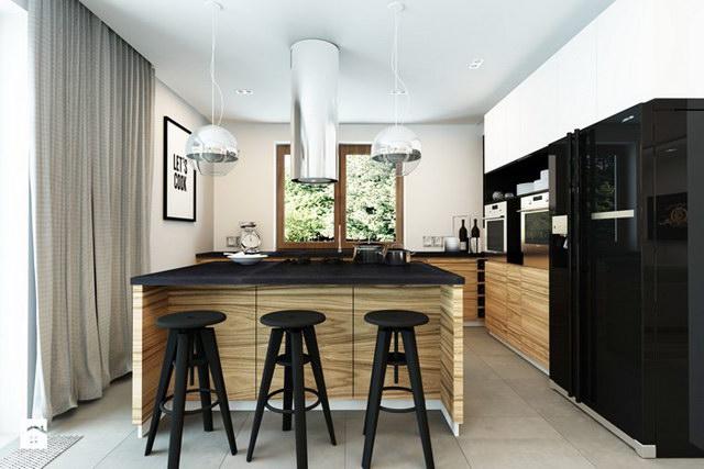 White Spectacular modern house (7)