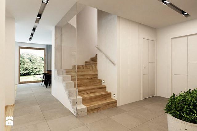 White Spectacular modern house (9)