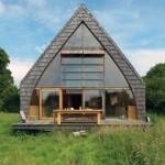 บ้านตากอาอาศ ออกแบบให้ได้อารมณ์อาคารเรือนกระจก สะท้อนรสนิยมอย่างมีสไตล์