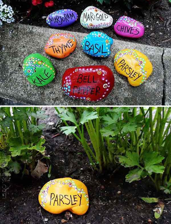 colorful-DIY-rock-stone-ideas