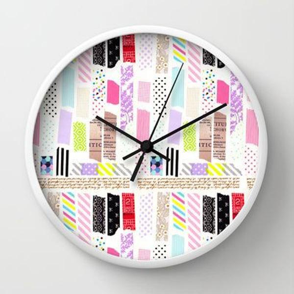cool-clock-washi-tape-decoration