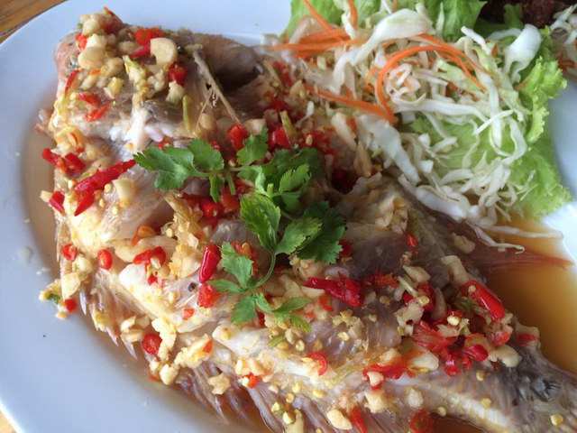 delicious-fish-with-thai-lemon-sauce