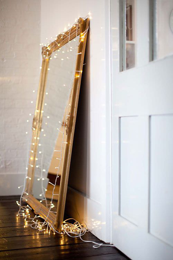 diy-mirror-string-lights