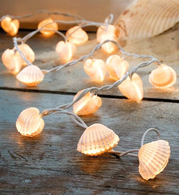 diy-sea-shell-string-lights