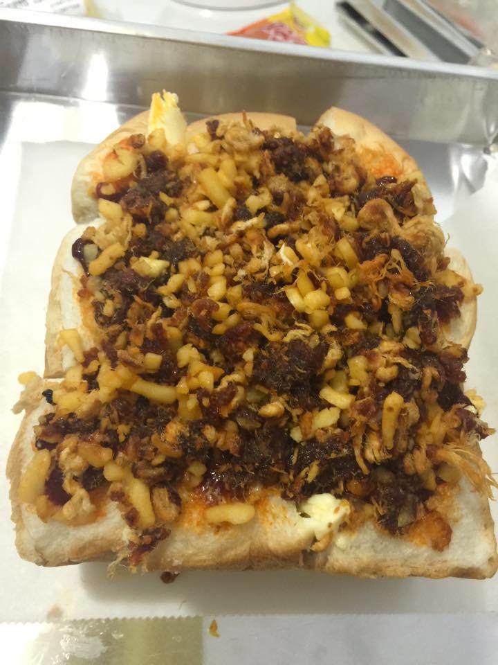 dried shredded pork toast recipe (8)