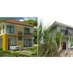 สร้างบ้านจากแบบบ้านฟรีของทาง กทม. งบประมาณไม่เกิน 1,000,000 บาท