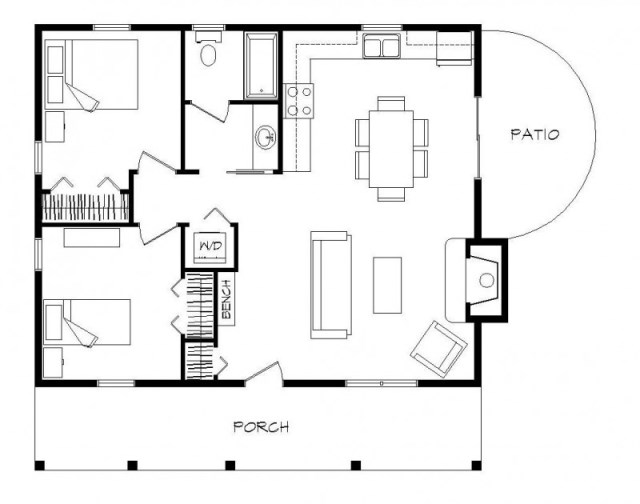 good-looking-bay-view-ii-log-homes-cabins-and-log-home-floor-plans