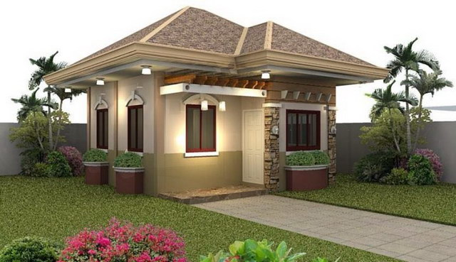 liveable small house plans for easy construction (1)