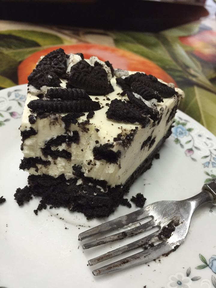oreo cheese pie recipe (21)