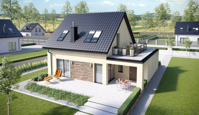 simply modern natural house with attic (1)