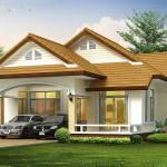 บ้านสวยดีไซน์ร่วมสมัย 3 ห้องนอน 3 ห้องน้ำ ในรูปแบบที่เข้าถึงคนไทย