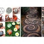 13 ไอเดียเปลี่ยนก้อนหินที่ไร้ค่า มาเป็นของใช้ของตกแต่ง ให้กับสวนและบ้าน บนการประดิษฐ์ที่อันแสนง่าย
