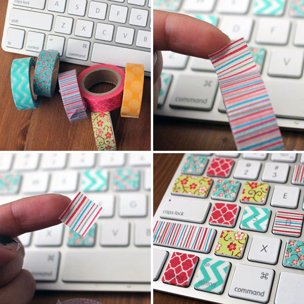 washi-tape-keyboard-ideas