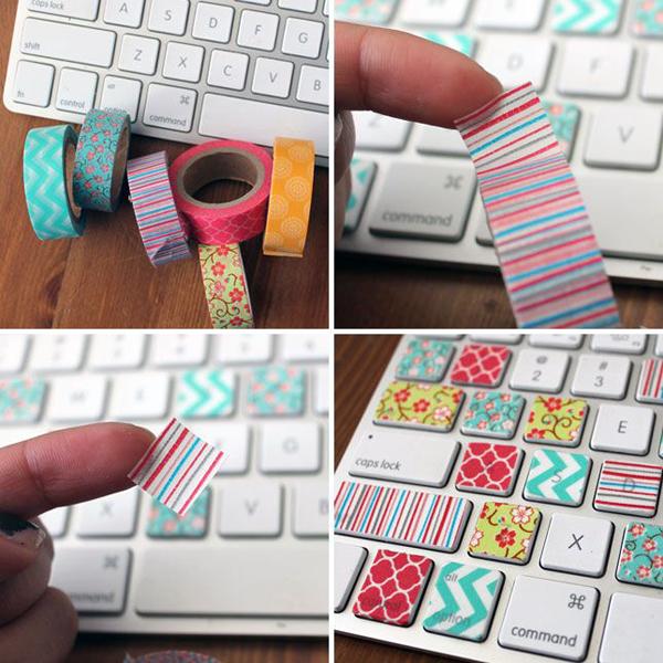 washi-tape-keyboard-ideas
