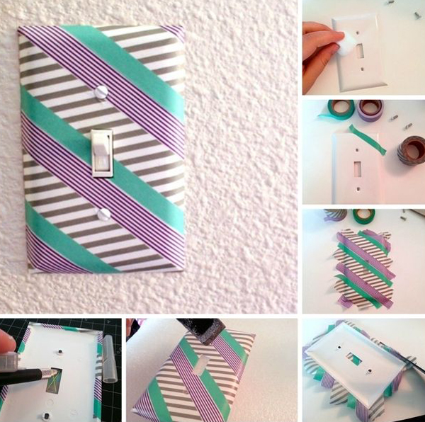 washi-tape-light-switch-cover