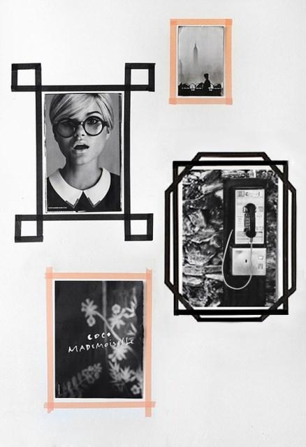 washi-tape-photo-wall-ideas
