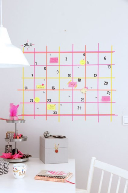 washi-tape-wall-calendar-designs