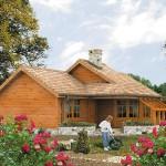 บ้านสวนคันทรี เหมาะกับเป็นบ้านตากอากาศ ให้อารมณ์แบบชาวสวน