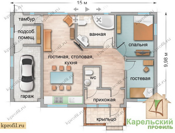1 storey brick house with lovely exterior (3)
