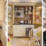 10 ไอเดียห้องครัวจิ๋วสุดเจ๋ง พื้นที่แคบๆ ก็สามารถทำอาหารได้