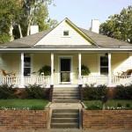 บ้านคอทเทจคันทรี สีพาสเทลอ่อนๆ ตกแต่งภายในสวยหรู กลิ่นอายย้อนยุค
