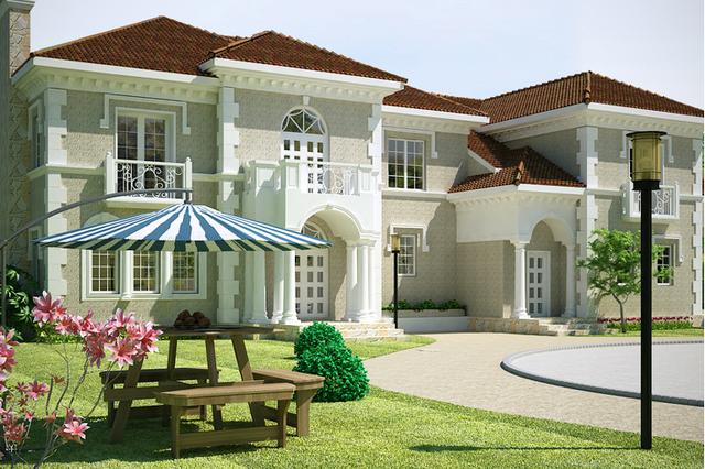 14 ravishing front elevation ideas (3)