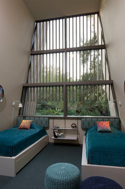 17-Vibrant-Mid-Century-Modern-Kids-Room-Interior-Designs-Your-Kids-Will-Love-2