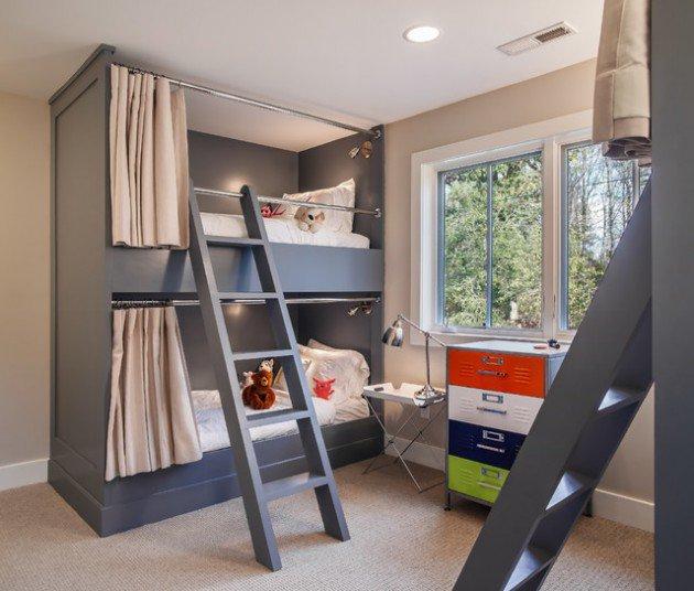 17-Vibrant-Mid-Century-Modern-Kids-Room-Interior-Designs-Your-Kids-Will-Love-4-630x536