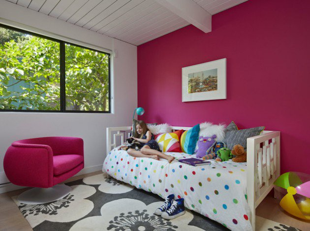 17-Vibrant-Mid-Century-Modern-Kids-Room-Interior-Designs-Your-Kids-Will-Love-8-630x469