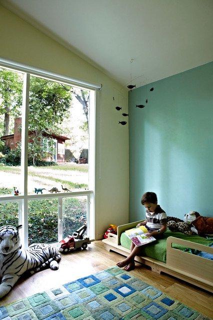 17-Vibrant-Mid-Century-Modern-Kids-Room-Interior-Designs-Your-Kids-Will-Love-9