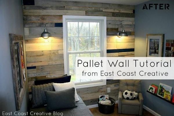 17 diy pallet wall ideas (14)