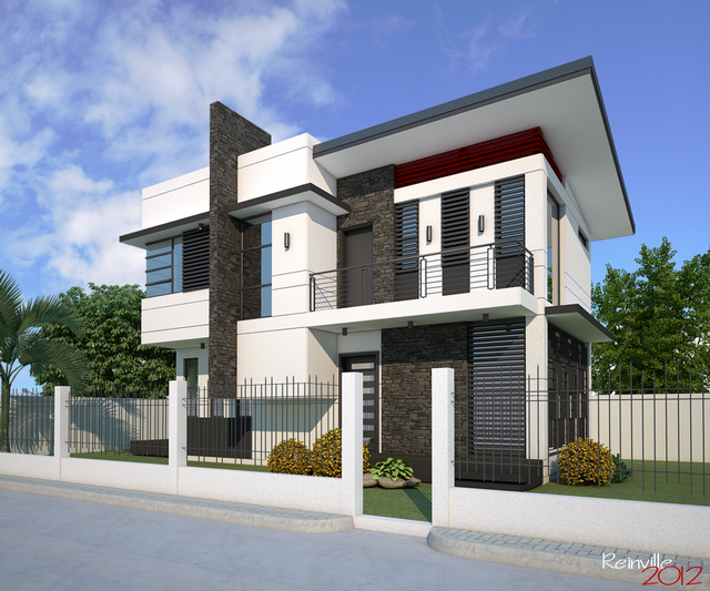 2-perfect-storey-modern-minimal-house (2)