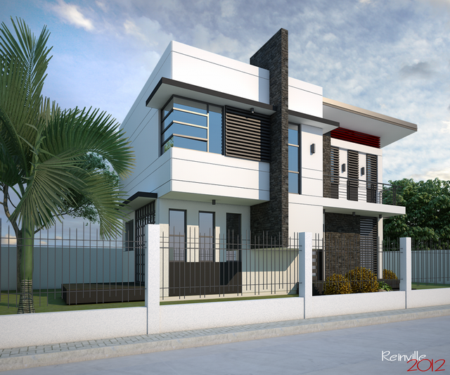 2-perfect-storey-modern-minimal-house (3)