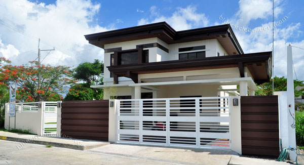 2-storey-brown-white-modern-tropical-house (2)