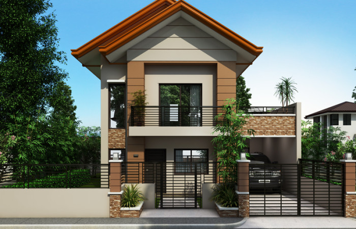 2 storey contemporary house plan (3)