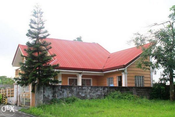 2 storey family orange house (2)