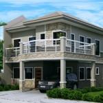 บ้านสองชั้นสไตล์โมเดิร์น ดีไซน์ภูมิฐาน พิถีพิถันทุกองค์ประกอบ