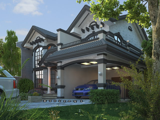2-storey-wonderful-amazing-classic-house_1
