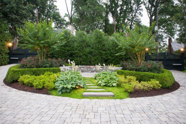 17 ไอเดียตกแต่งสวนหย่อม สร้างบรรยากาศร่มรื่นให้แก่บ้าน  คละคลุ้งไปด้วยกลิ่นหอม ของดอกไม้ - NaiBann.com
