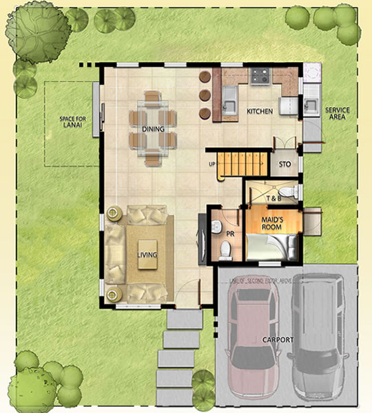 3-house-plans-of-modern-asian-house (2)