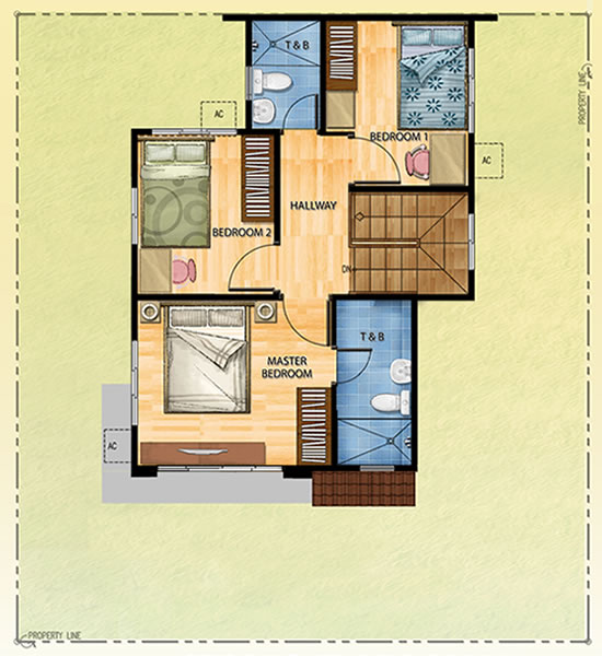 3-house-plans-of-modern-asian-house (5)