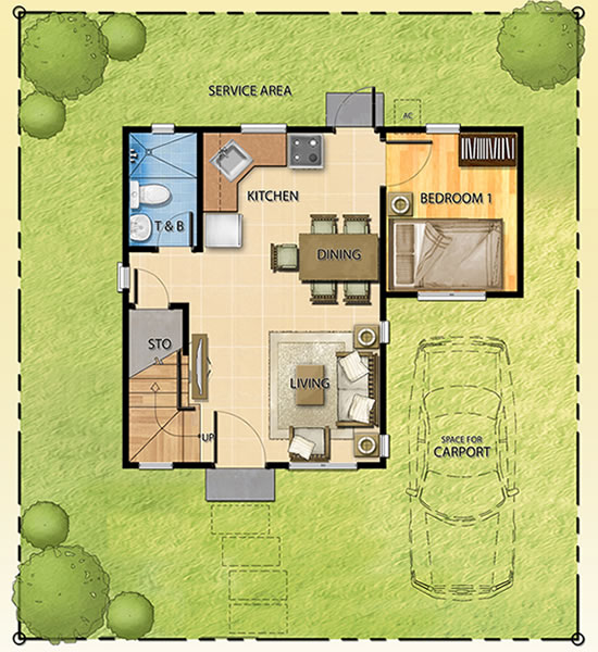 3-house-plans-of-modern-asian-house (8)