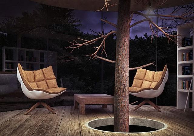 40 stunning interior designs that will make you feel wonderful (28)