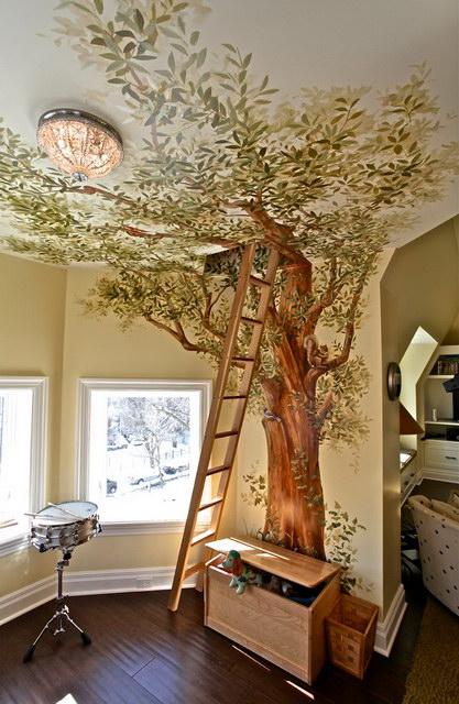 40 stunning interior designs that will make you feel wonderful (4)