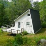 บ้านตากอากาศ สไตล์คอทเทจ บ้านหลังเล็กที่อิงแอบไปกับธรรมชาติ