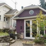 บ้านคอทเทจสีเอิร์ธโทน ตกแต่งแบบอบอุ่น สะท้อนครอบครัวแรกเริ่ม