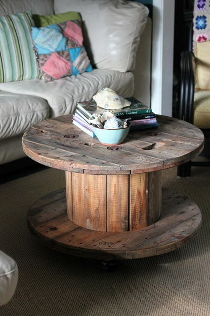 9-decorating-house-with-cable-spool-ideas (2)