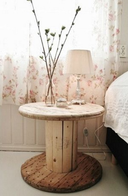9-decorating-house-with-cable-spool-ideas (6)