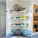 ครัวแคบๆ ไม่ใช่ปัญหา!! มาดู 9 พื้นที่เก็บของในห้องครัว ที่หลายๆ อาจคนมองข้ามไป