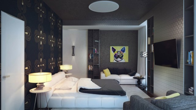 Black-Brown-Swirl-Wall-Decorations-for-Bedrooms-1-1024x576